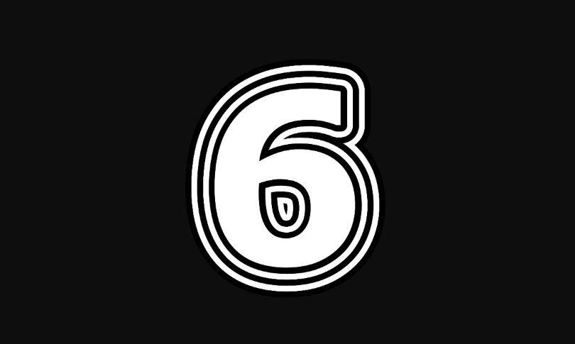 6 sayısının anlamı