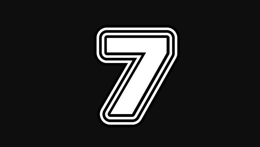 Numeroloji: 7 sayısının anlamı