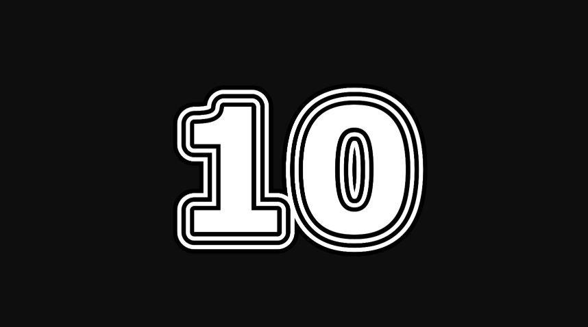 Numeroloji: 10 sayısının anlamı