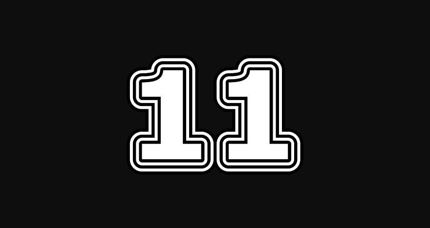 11 sayısının anlamı