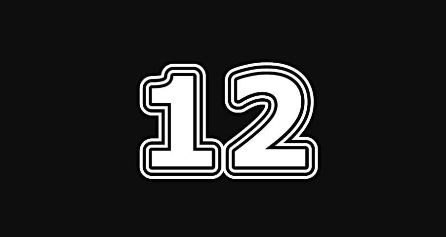 Numeroloji: 12 sayısının anlamı
