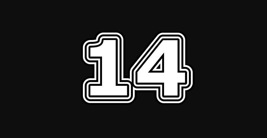 Numeroloji: 14 sayısının anlamı