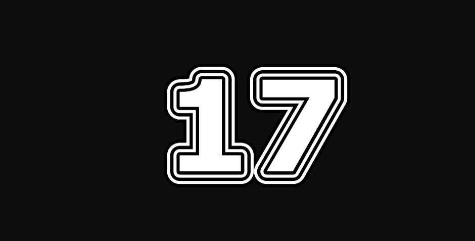 17 sayısının anlamı