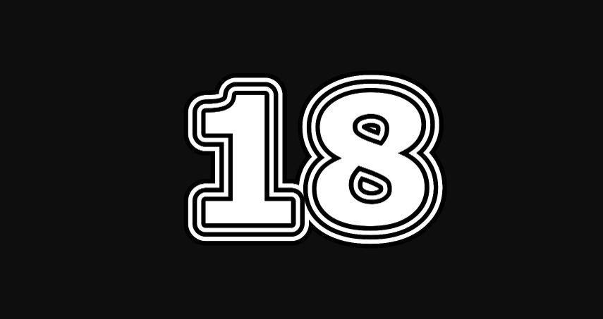 Numeroloji: 18 sayısının anlamı