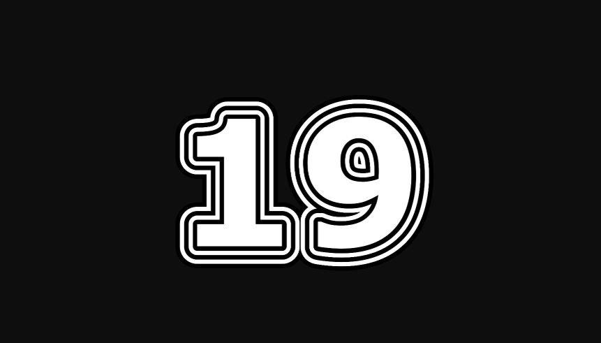 Numeroloji: 19 sayısının anlamı