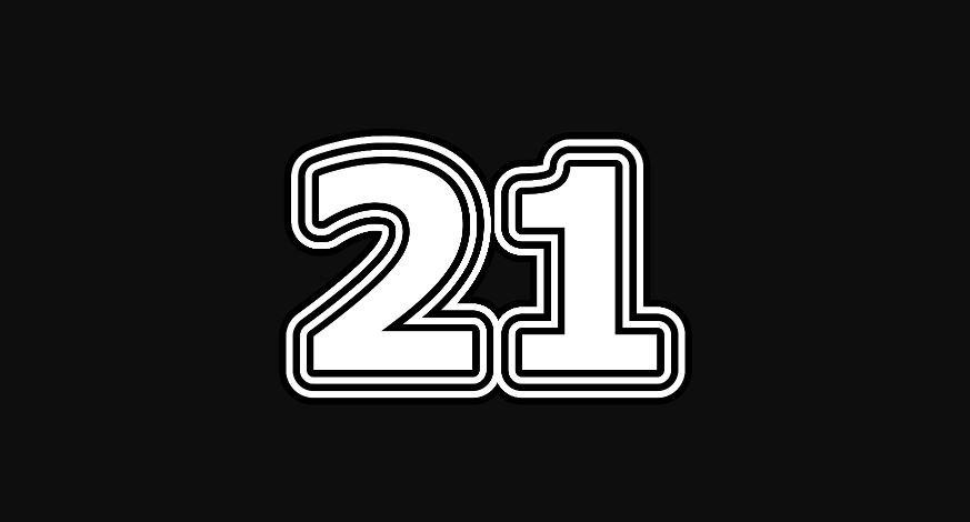 Numeroloji: 21 sayısının anlamı