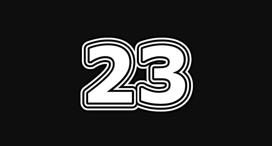 Numeroloji: 23 sayısının anlamı