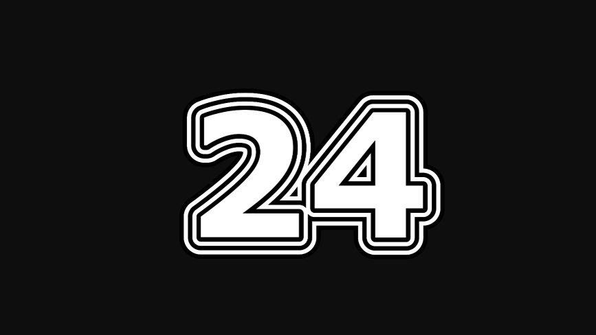 Numeroloji: 24 sayısının anlamı