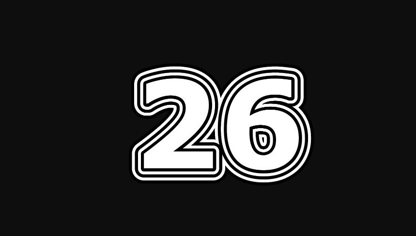 Numeroloji: 26 sayısının anlamı