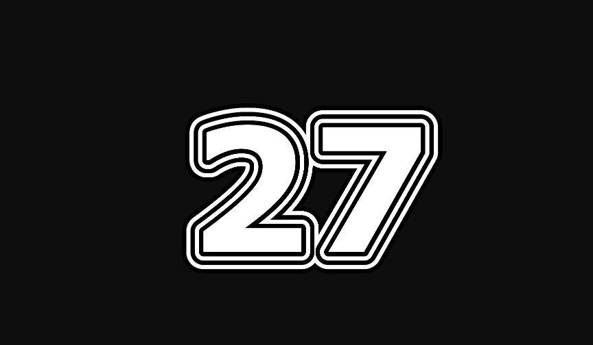 Numeroloji: 27 sayısının anlamı
