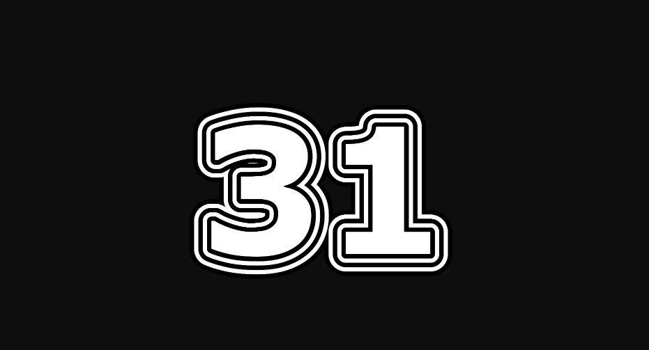 Numeroloji: 31 sayısının anlamı