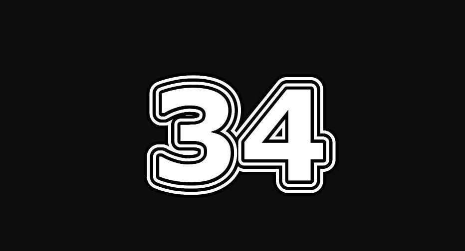 Numeroloji: 34 sayısının anlamı