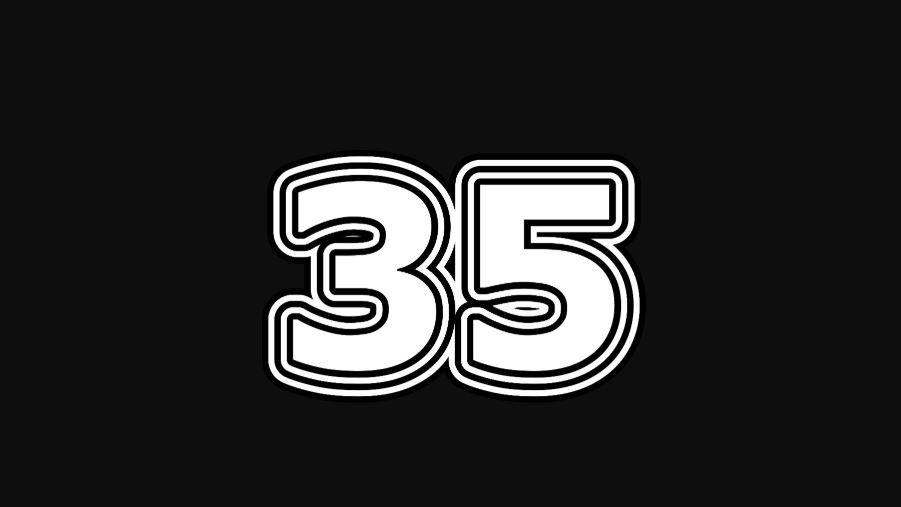 Numeroloji: 35 sayısının anlamı