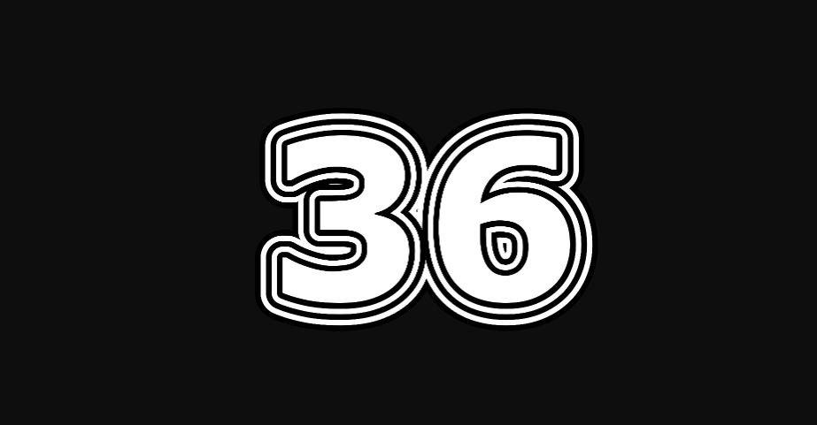 36 sayısının anlamı