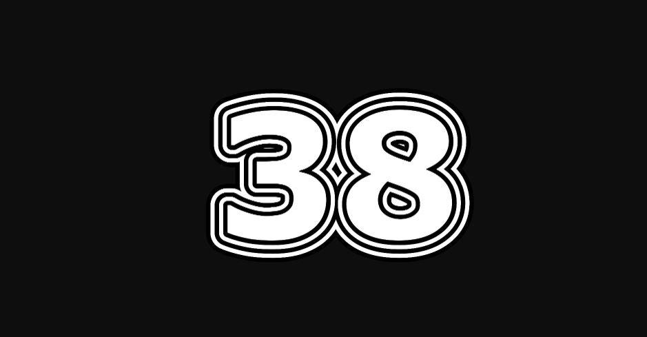 38 sayısının anlamı