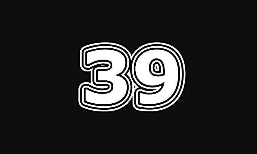 39 sayısının anlamı