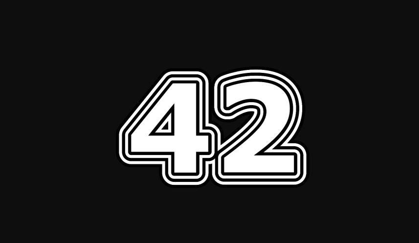 42 sayısının anlamı