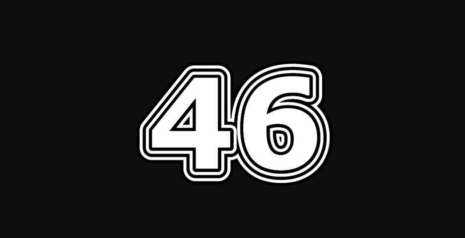 46 sayısının anlamı