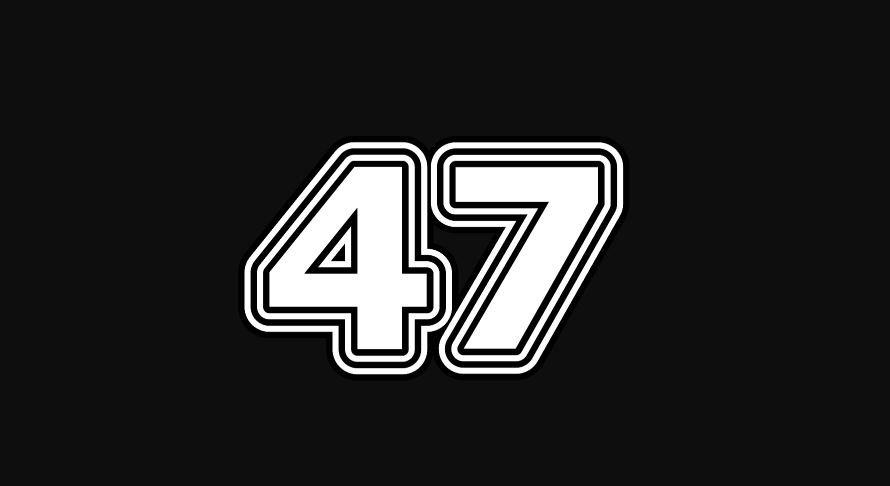 47 sayısının anlamı
