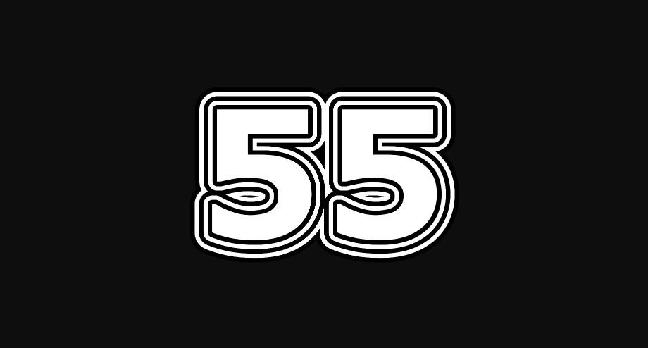 55 sayısının anlamı