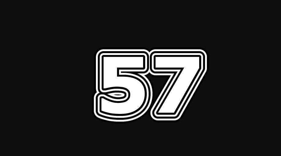 57 sayısının anlamı